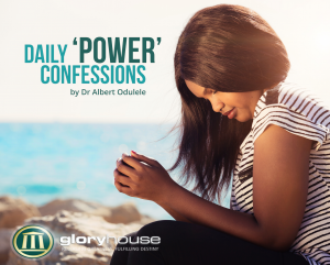 daily power confessions